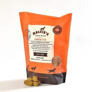 Pumpkin Spice 7 | Kelcie's Treats equestrian complete feed