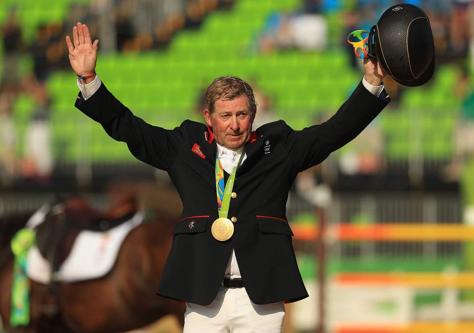 Nick Skelton - Kelcie's Treats