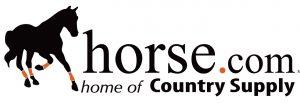 horse.com equestrian food logo
